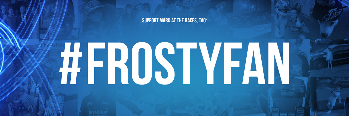 Support Mark at the Races, Tag #frostyfan