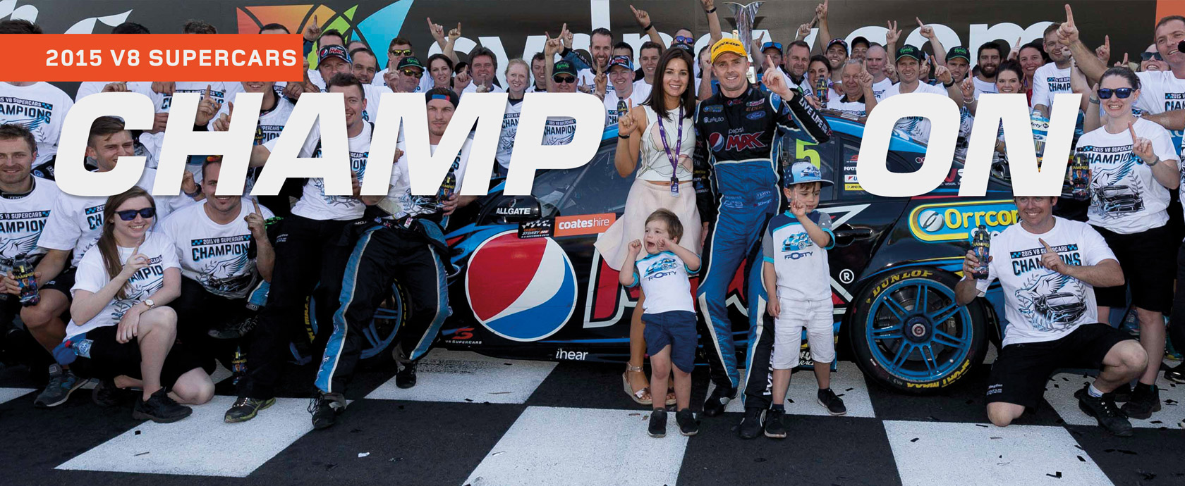 Mark Winterbottom's 2015 V8 Supercar Series Highlights Video