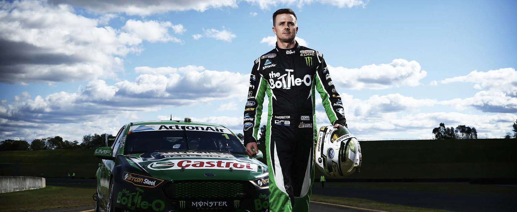 Mark Winterbottom's 2016 V8 Supercar Series Highlights Video